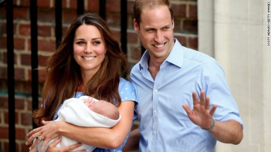 first pictures of HRH